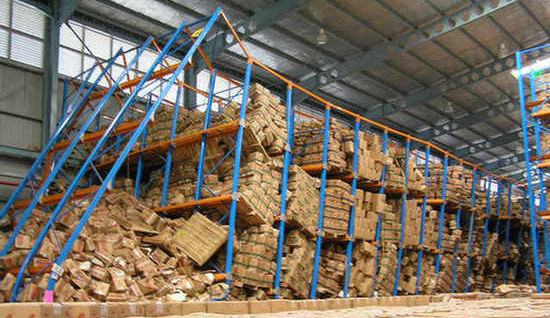 How to Make Sure Your Pallet Racking Is in Excellent Condition